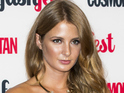 "Former Made in Chelsea star says she's ""over the moon"" with the response."