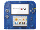 Transparent Nintendo 2DS designs unveiled, launching November 7