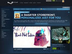 Steam Discovery Update personalises home page with recommendations