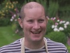 Great British Bake Off's Richard: 'I signed up because I was hungover'