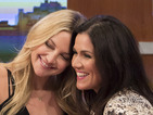 Kate Hudson takes selfie with Susanna Reid on Good Morning Britain