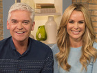 Amanda Holden makes This Morning debut, jokes about nipple covers