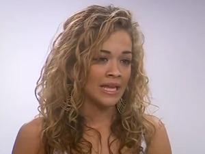 Rita Ora's Eurovision audition