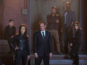 Marvel's Agents of SHIELD cast for season 2