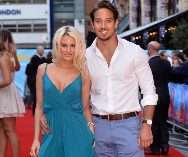 James Lock; Danielle Armstrong