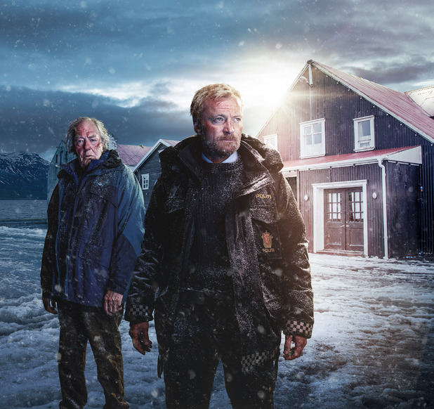 Fortitude on Sky Atlantic