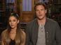 See Chris Pratt, Ariana Grande in SNL promo