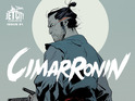 Cimarronin: A Samurai in New Spain arrives from Amazon's Jet City Comics.