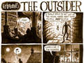 The cartoonist sums up HP Lovecraft's classic stories with a dose of humor.