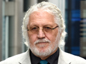 Dave Lee Travis at court - September 23, 2014