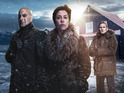 Sky's Arctic crime thriller charts a murder investigation in a peaceful community.
