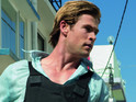 A cyber-crime thriller with Chris Hemsworth as a genius IT geek. No, really...