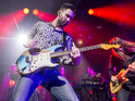 Band return to stage tomorrow (May 31), after Adam Levine's illness forces a last-minute cancellation.