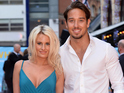 "Danielle Armstrong admits that her romance is going through a ""transition""."