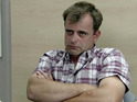 Ryan Love shares his thoughts on Steve McDonald's new storyline.