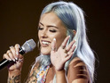 Singer plays down reports that she may be chosen as a wildcard act on The X Factor.