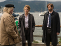 The Broadchurch remake sees David Tennant's accent questioned.