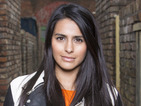 Coronation Street's Sair Khan: 'Alya questions kiss with Gary'