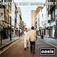 Oasis (What's The Story) Morning Glory? album artwork.