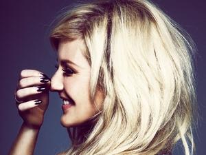 Ellie Goulding press shot 2014.