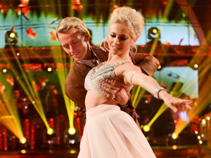 Strictly week 2, Pixie Lott and Trent Whiddon