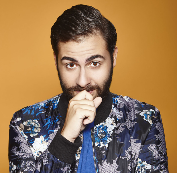 The X Factor, Top 12: Andrea Faustini
