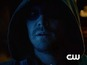 Oliver Queen fights himself in Arrow clip