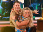 Strictly's Backshall: 'I took convincing'