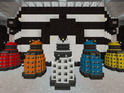 The Doctor Who-themed Minecraft content will cost £1.99.
