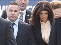 Real Housewives' Teresa Giudice is sentenced to 15 months in prison in fraud case.