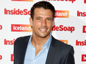 Danny Dyer, Nikki Sanderson and more tread the carpet at the Inside Soap Awards 2014.