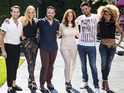 Simon Cowell takes his Over-25s to Judges' Houses to meet Sinitta (and, er, sing).