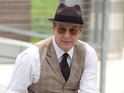 James Spader as Raymond 'Red' Reddington in The Blacklist S02E01: 'Lord Baltimore'