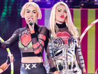 The X Factor: Blonde Electra planned to kiss conjoined twins on show