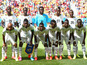 Ghana World Cup scandal to become film