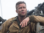 Brad Pitt's Fury wins US box office