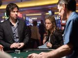 Mark Wahlberg and Brie Larson in The Gambler