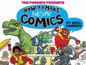 How to Make Awesome Comics, Long Gone Don,Gary's Garden & Star Cat reviewed.