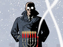 Matt Kindt's Complete Pistolwhip and a new Mister X series unveiled.