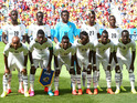 New movie to be based on pay furore surrounding Ghana's 2014 World Cup campaign.