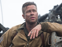 Brad Pitt's Fury takes number one spot at US box office with $23.5 million.