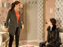 Megan finds out the truth about Megan and Leyla next week.