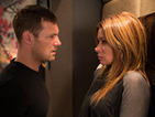 Carla's questioning becomes too much for Rob in tonight's episodes.