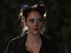 Lauren Branning becomes increasingly anxious as she is followed again next week.