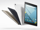 Nexus 9 UK pricing confirmed, starting from £319