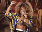 X Factor's Fleur East: 'I did worry after Mel B cheating comments'