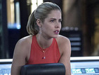 Digital Spy talks Olicity, chin-ups and comic books with Emily Bett Rickards.