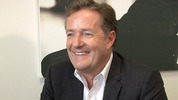 Piers Morgan on Life Stories, nude leaks and being hated