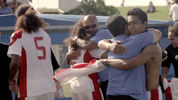 Football team American Samoa break their winlesswith a victory against Tonga in this clip from Next Goal Wins.
