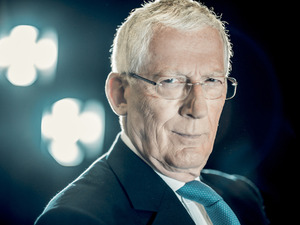 Nick Hewer on The Apprentice